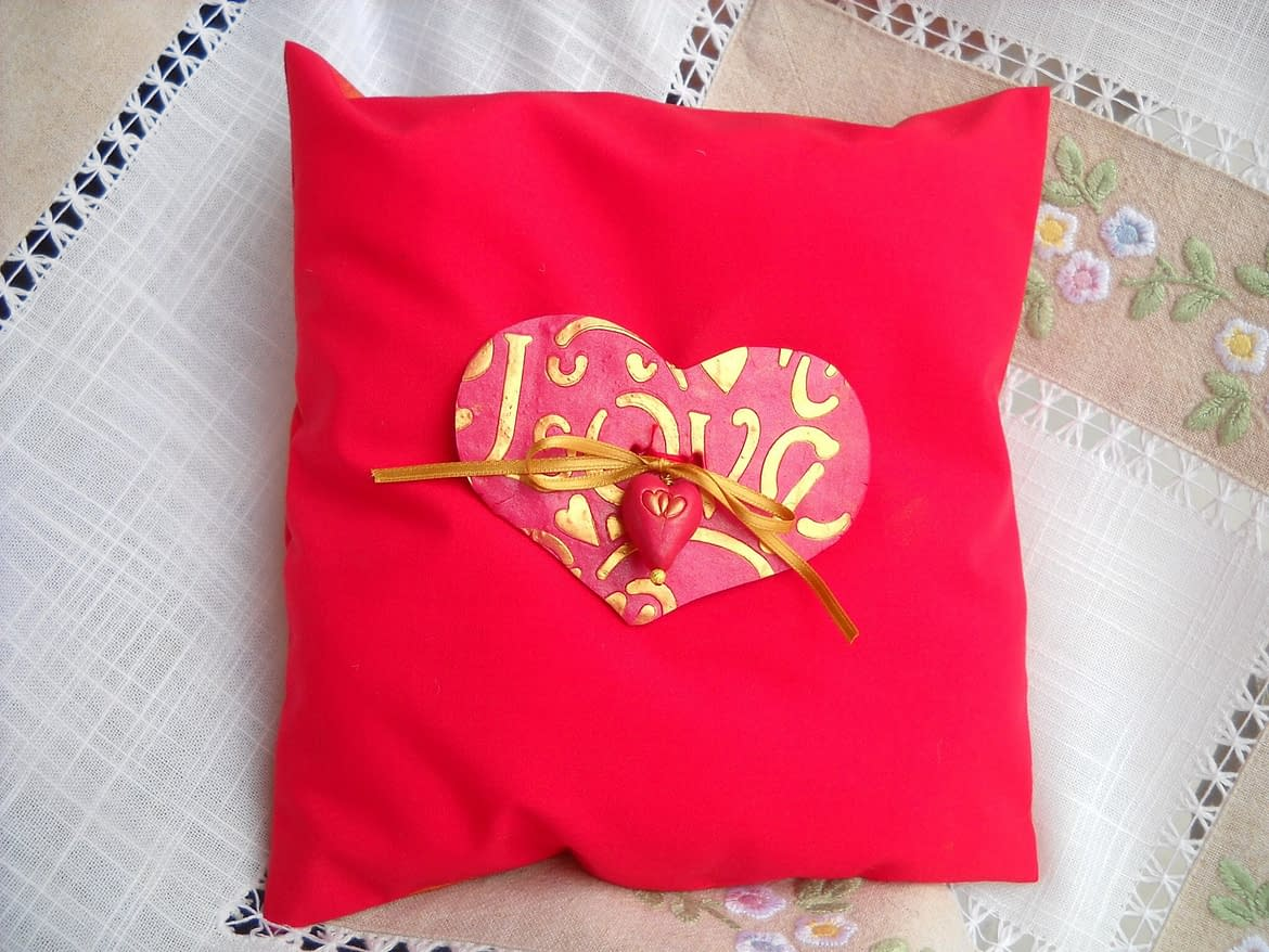 A pillow for my love