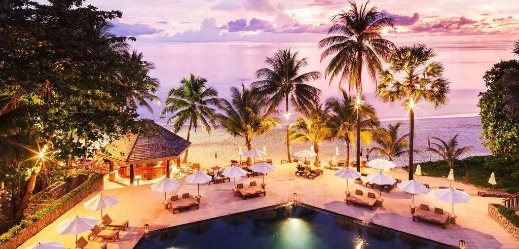 dove alloggiare the surin phuket
