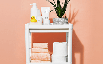 organizzare il bagno in maniera intelligente