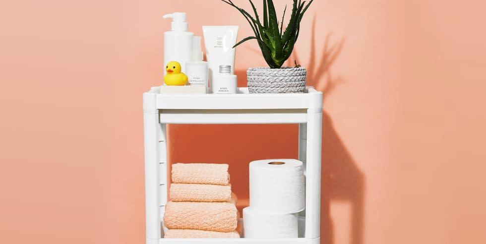 Le nostre idee per organizzare il bagno in maniera intelligente