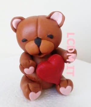 Orsetto di San Valentino